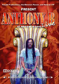 Anthony B - Live on DVD