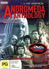 The A for Andromeda Anthology on DVD image