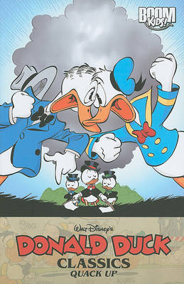 Quack Up by Carl Barks image