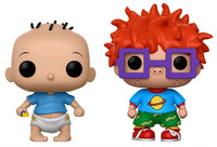 Rugrats - Tommy & Chuckie Pop! Vinyl 2-Pack