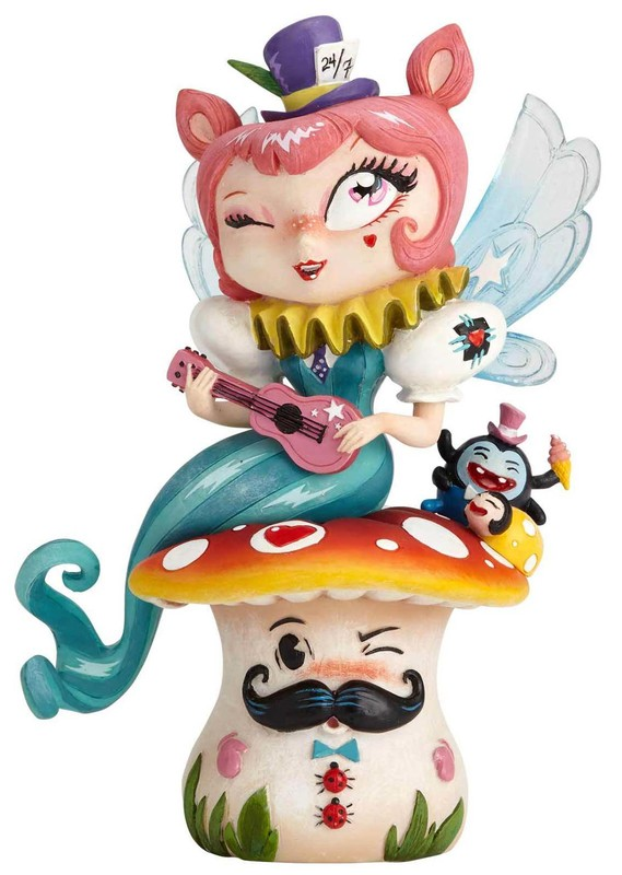 The World of Miss Mindy Mermaid Quartet Statue