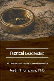 Tactical Leadership by Justin Thompson image