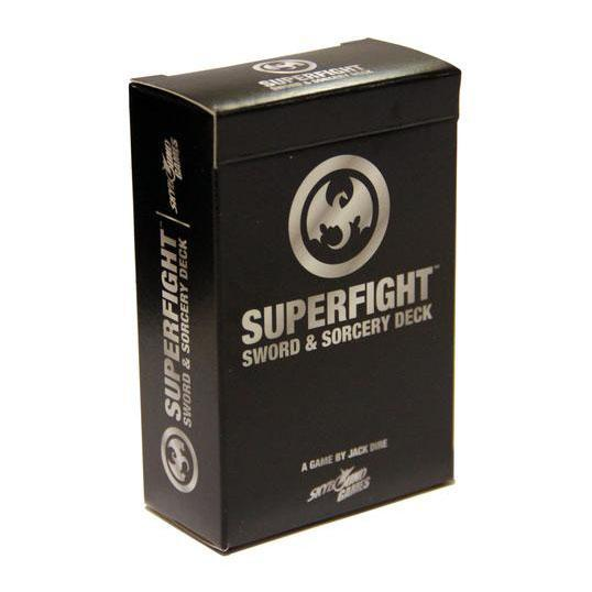 Superfight! - The Sword & Sorcery Deck image