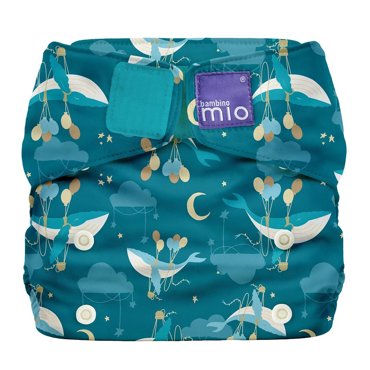 Bambino Mio: Miosolo All-in-One Nappy - Sail Away image