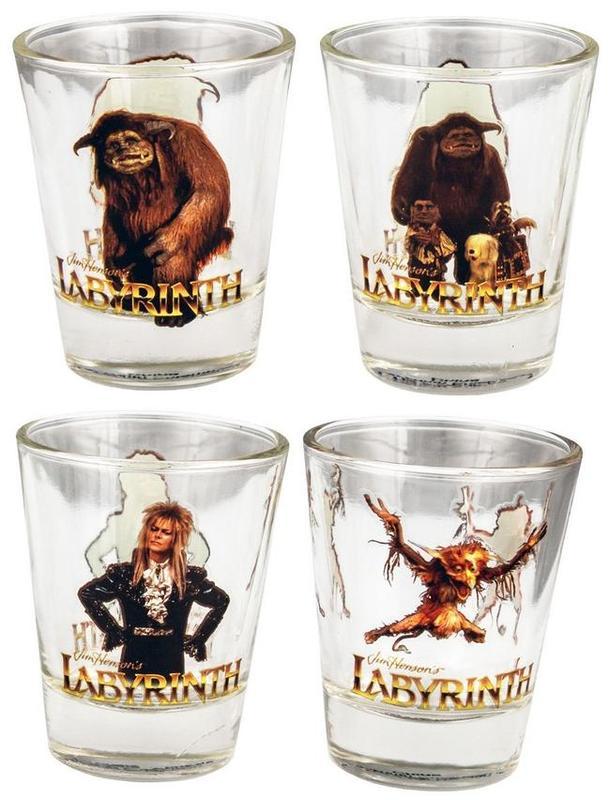 Labyrinth - Shot Glass Set