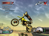 Freestyle MetalX for PlayStation 2