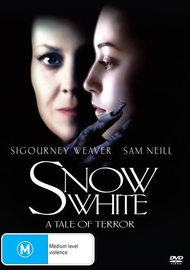Snow White: A Tale of Terror on DVD