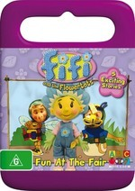 Fifi And The Flowertots - Fun At The Fair (Handle Case) on DVD