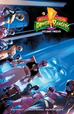 Mighty Morphin Power Rangers Vol. 12 by Ryan Parrott