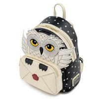 Loungefly: Harry Potter - Hedwig Howler Mini Backpack