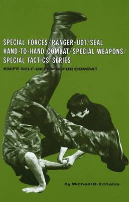 Knife Self-Defense for Combat by Michael Echanis image