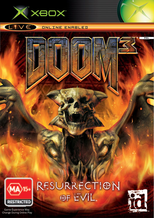 Doom 3: Resurrection of Evil for Xbox image