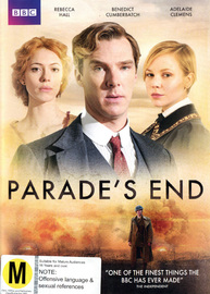Parade's End on DVD