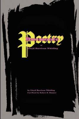 Daemonic Poetry of Lloyd Harrison Whitling by Lloyd Harrison Whitling image