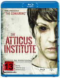 The Atticus Institute on Blu-ray