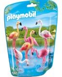 Playmobil - Zoo Theme - Flock of Flamingos (6651)