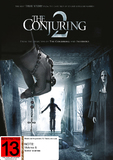 The Conjuring 2 on DVD