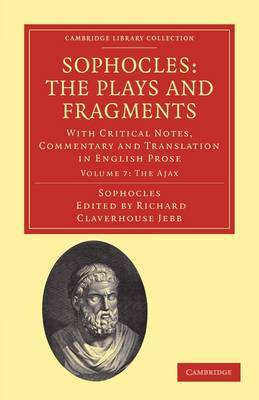 Sophocles: The Plays and Fragments