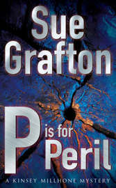 P is for Peril by Sue Grafton image