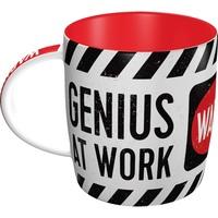 Nostalgic Art Mug - Genius at Work