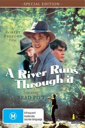 A River Runs Through It on DVD