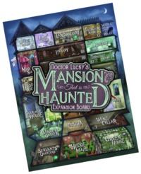 Kill Doctor Lucky: Doctor Lucky's Mansion that is Haunted - Expansion Set