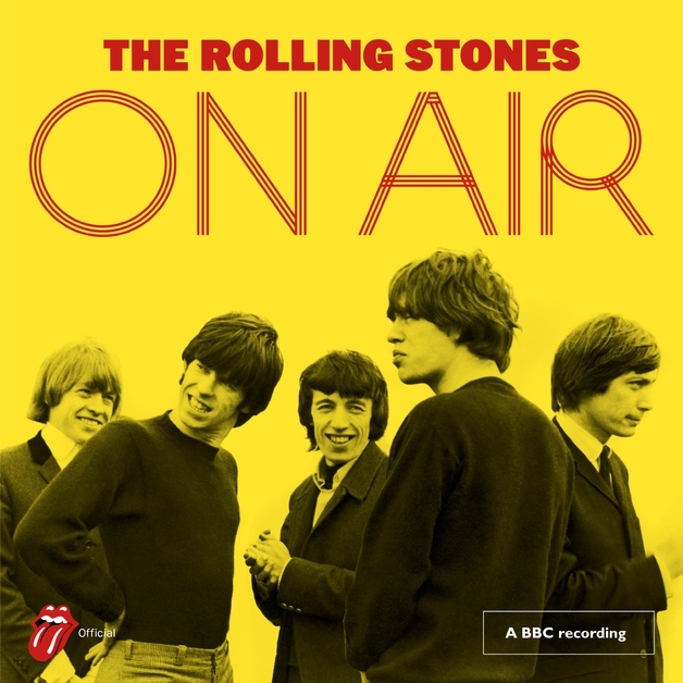 On Air (2CD) by The Rolling Stones