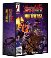 Sentinels of the Multiverse LCG - Villains of the Multiverse