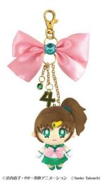 Sailor Moon Prism Bag Charm - Sailor Jupiter