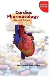Cardiac Pharmacology by Harilal Nair image