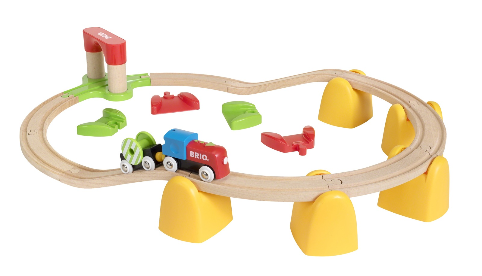 Brio: My First Railway - Battery Operated Train Set image