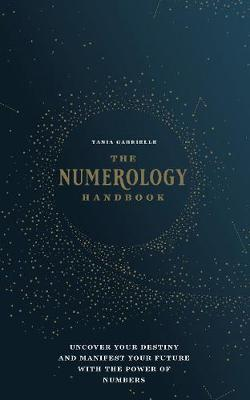 The Numerology Handbook by Tania Gabrielle image