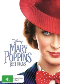 Mary Poppins Returns on DVD