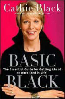 Basic Black by Cathie Black image