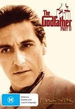 The Godfather - Part II: The Coppola Restoration on DVD