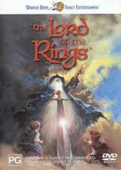 The Lord of the Rings (1978) on DVD