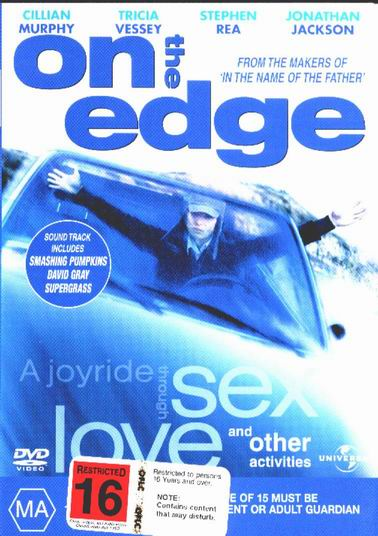 On The Edge on DVD image
