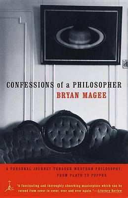 Confessions of a Philosopher by Bryan Magee image