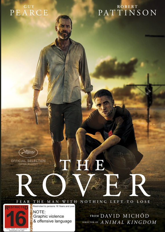 The Rover on DVD