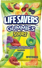 Lifesavers Gummies Sours - 198g
