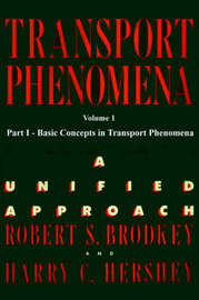Transport Phenomena: v. 1 by Harry C. Hershey image
