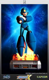 """Mega Man X - 17"""" Premium Statue"""