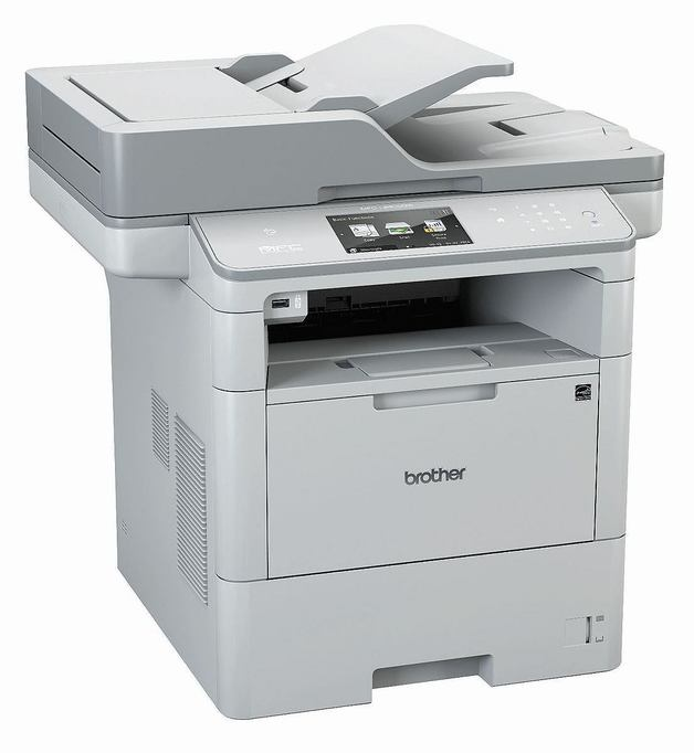 Brother MFCL6900DW 50ppm Mono Laser MFC Printer WiFi