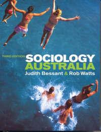 Sociology Australia by Rob Watts