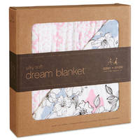 Aden + Anais: Meadowlark Silky Soft Dream Blanket image