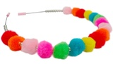 Great Pretenders - Pom Pom Headband