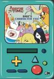 BMO's Character File by Brandon T. Snider