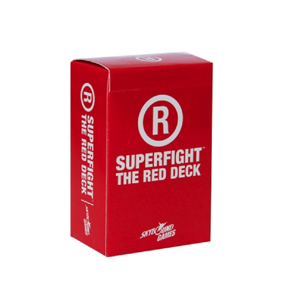 Superfight! - The Red Deck image