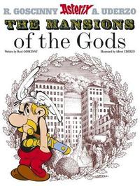 Asterix: The Mansions of the Gods: Bk 17 by Rene Goscinny