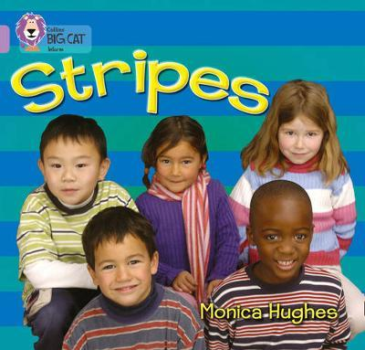Stripes by Monica Hughes